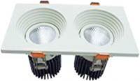 Downlight COB model V 2 Head 10W,